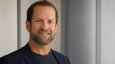 Headshot of Mindbody CEO Rick Stollmeyer