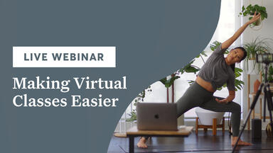 Making virtual classes easier