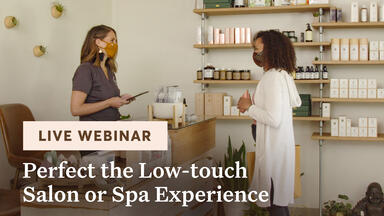 Live Webinar: Perfect the Low-Touch Experience