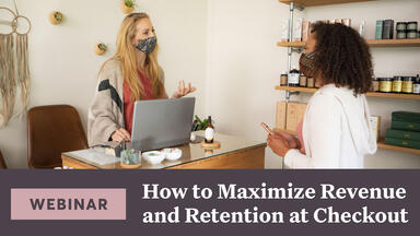 Webinar: Revenue and Retention for Spa, Salon and Integrative Health
