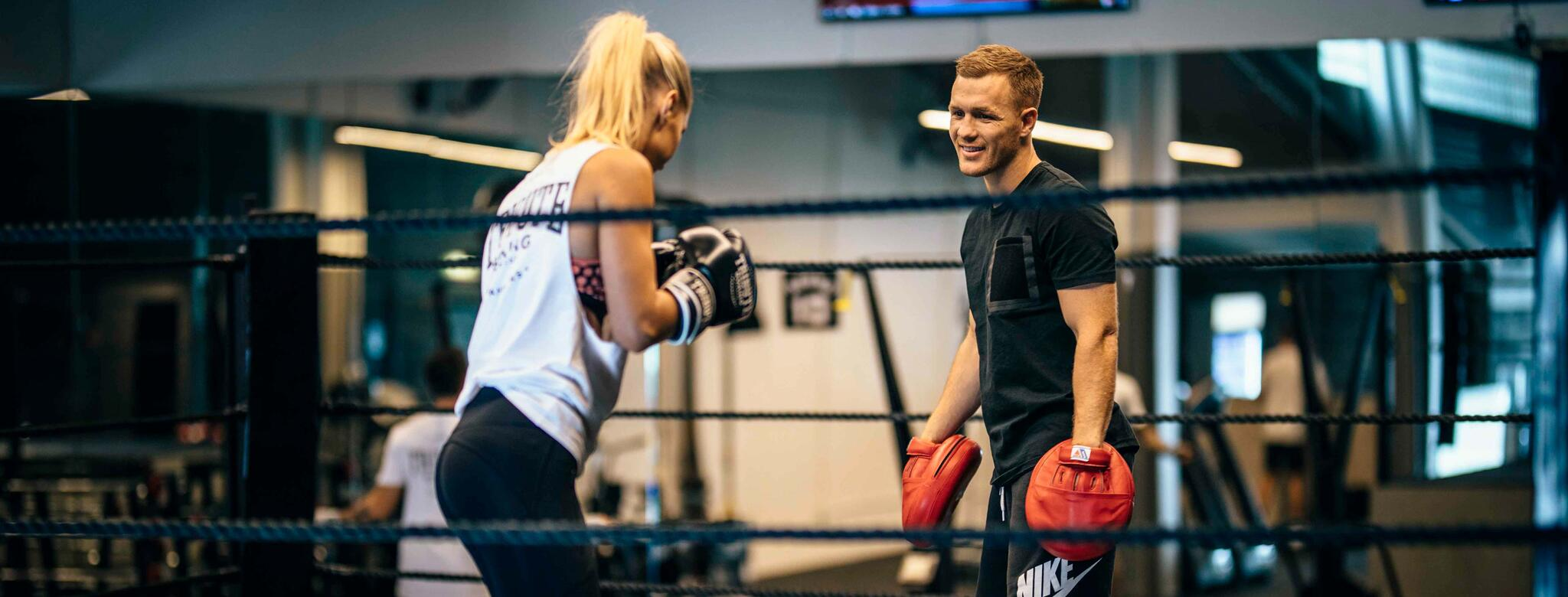 How MINDBODY Helps Tribute Boxing Be a Contender - MINDBODY for Business