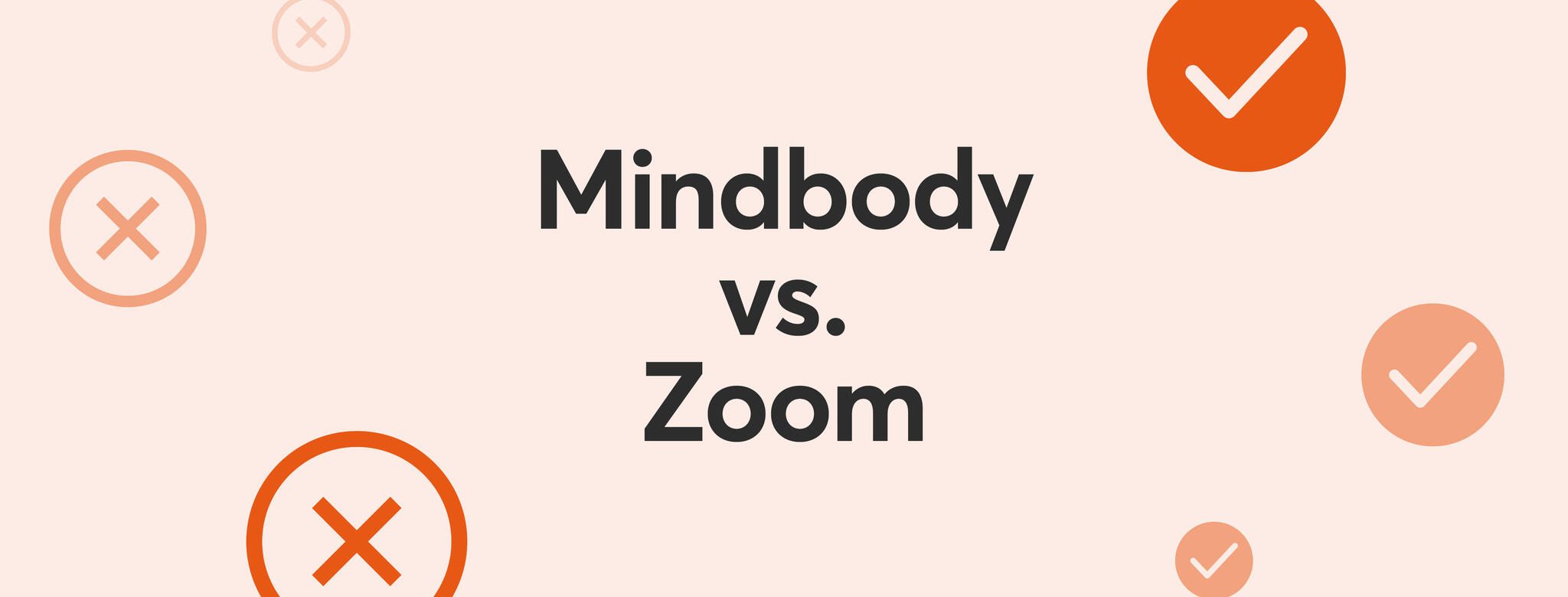 Minbody vs. Zoom