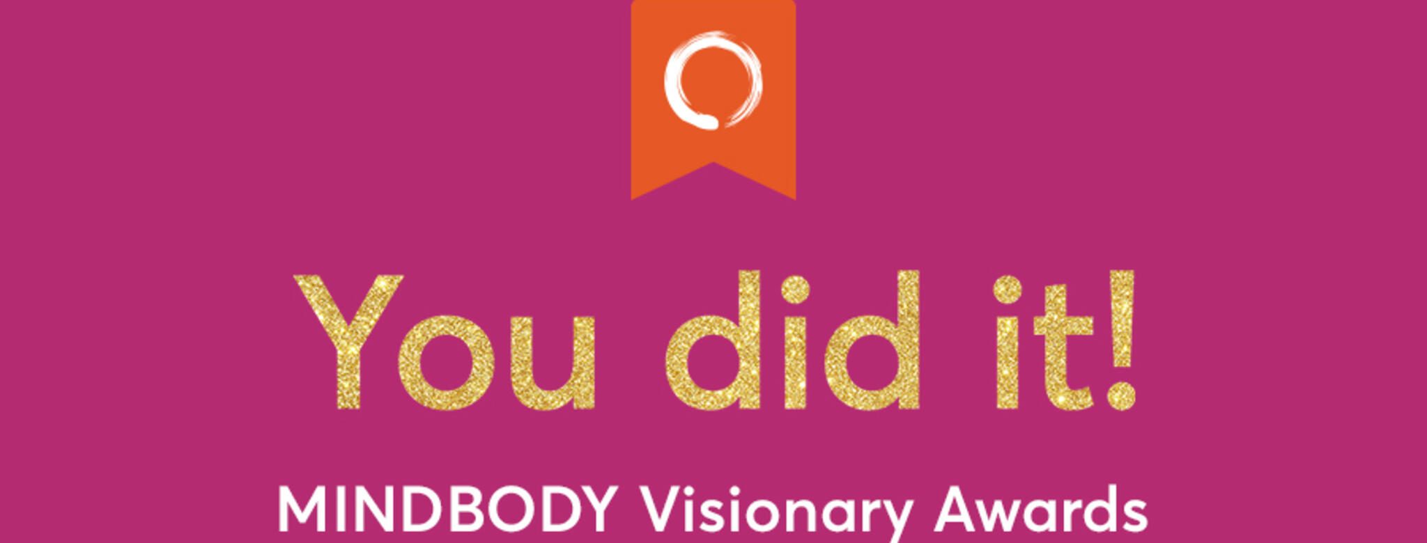 MINDBODY Visionary Awards