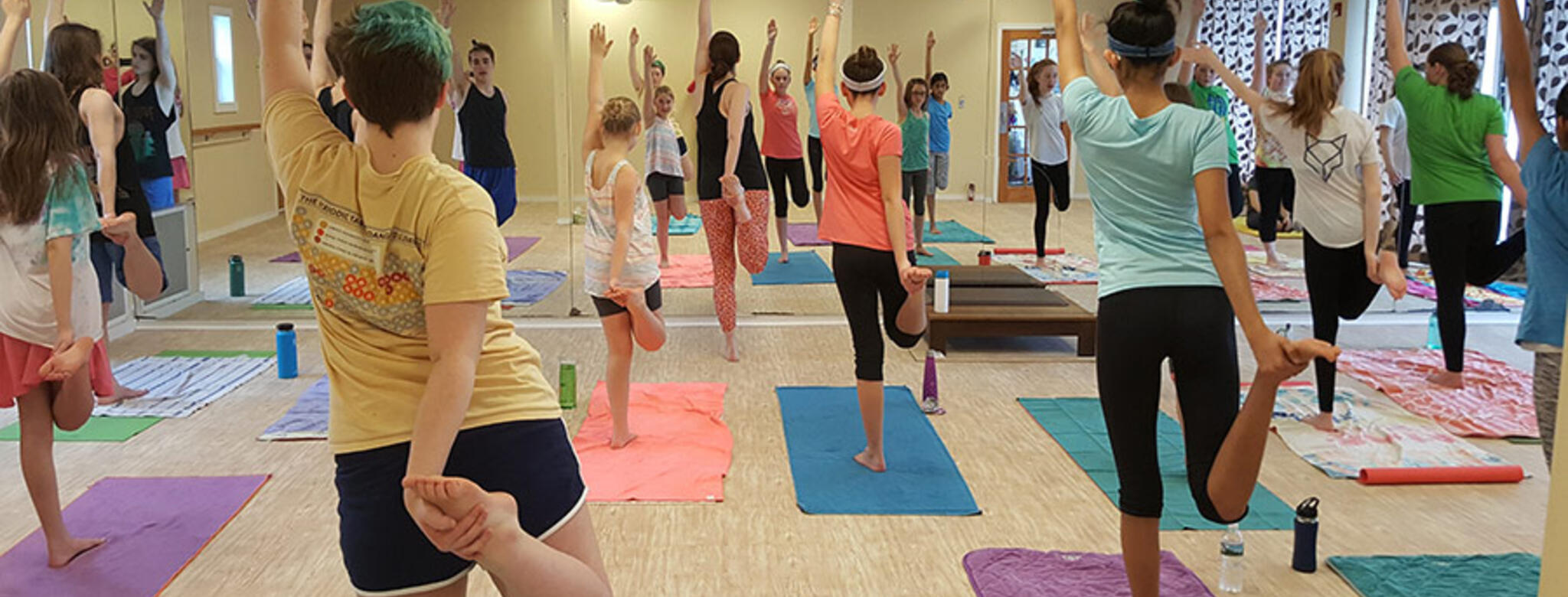 Hot Yoga Factory in Chelmsford, Massachusetts
