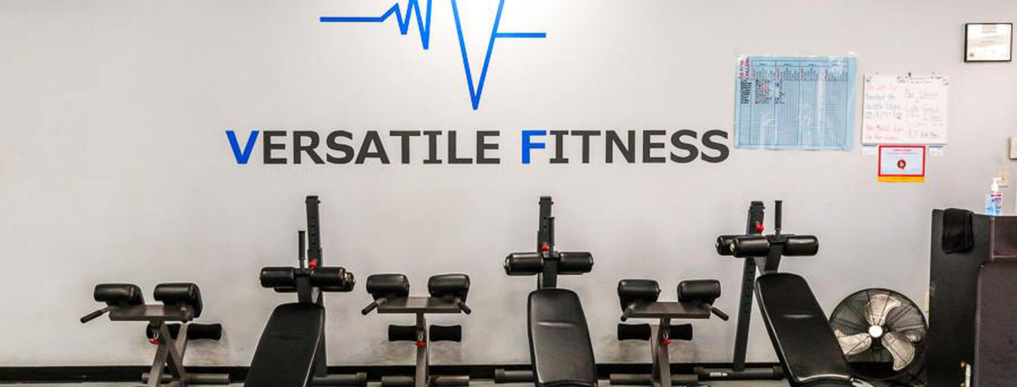 Versatile Fitness in San Diego, California
