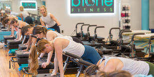 A class at BTONE Fitness